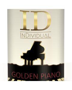 Individual Golden Piano